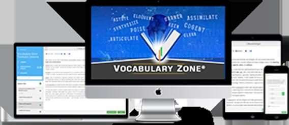 Vocabulary Zone: NEW Audio Vocabulary Builder App & Software
